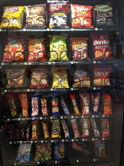 The best and worst vending machine snacks