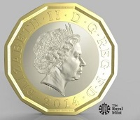 Are you ready for the new pound coin?